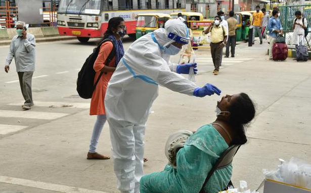 Coronavirus live updates   18% of India's adult population received both doses of COVID-19 vaccine: govt