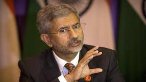 Jaishankar hopes India would one day have physical jurisdiction over PoK