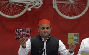 Samajwadi Party's vision document emphasises on social justice, slams BJP's nationalism narrative