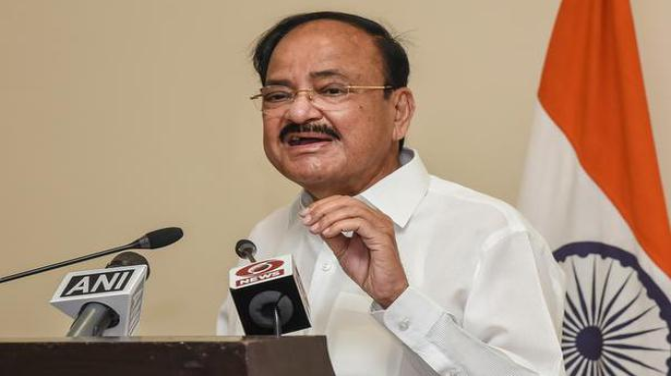 Venkaiah Naidu for 'people's movement' to protect Telugu