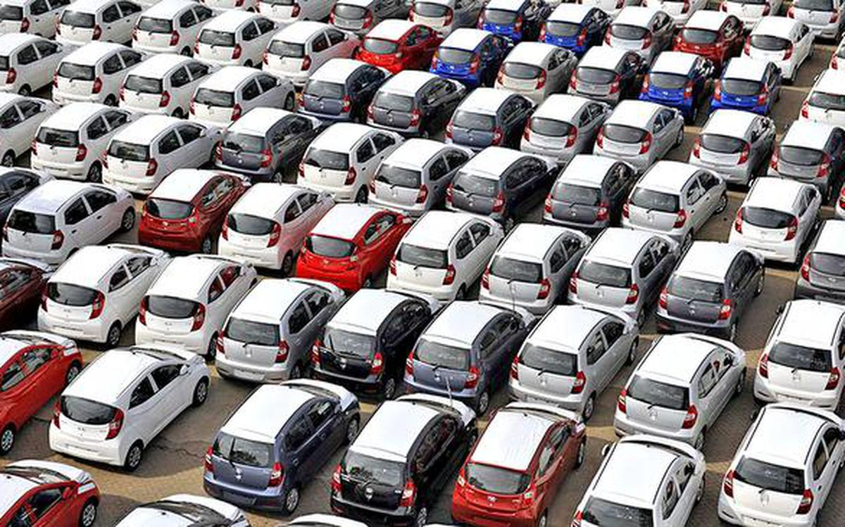 Why Is The Auto Industry Facing Trouble The Hindu