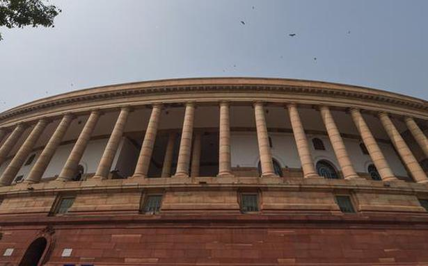 Parliament proceedings updates | Govt. to move motion seeking suspension of TMC MP today