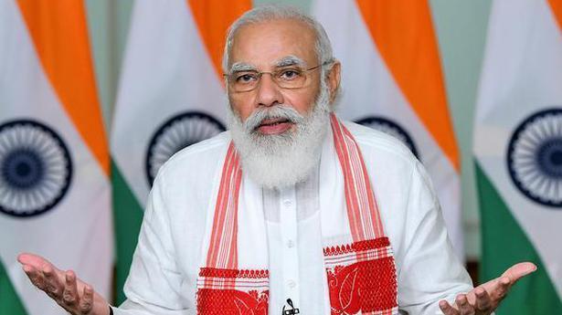 NITI Aayog meeting | Ease path for businesses, says Modi