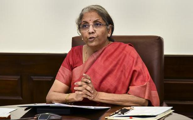 Nirmala dismisses report on human rights in India