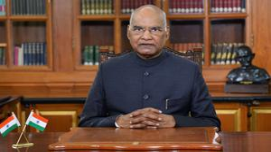 Remember the gift of Ahimsa, says President Ram Nath Kovind