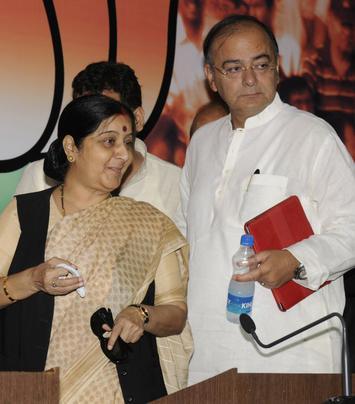 Padma Vibhushan for George Fernandes, Sushma Swaraj, Arun Jaitley