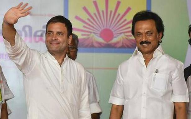 Analysis: DMK-Congress swift patch-up demonstrates pragmatism on the part of both parties