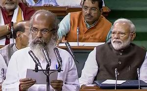 Top news of the day: Newly elected MPs take oath in Lok Sabha, West Indies scores 321 runs against Bangladesh in the World Cup, and more