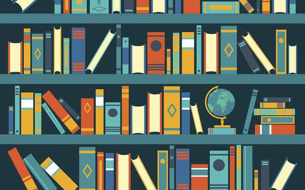 All the books that are on the shelf