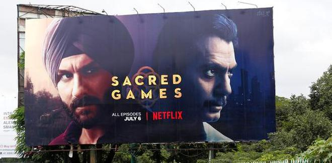 Sacred Games A Coming Of Age For Indian Television The Hindu