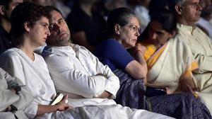 Congress, stuck in a quagmire