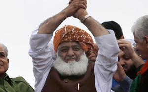 What the Maulana said in Islamabad: on anti-Imran protests