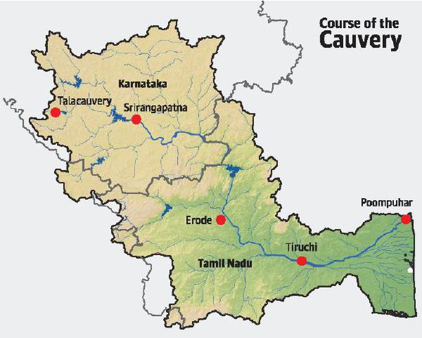 Ground Zero: Cauvery, a river in distress