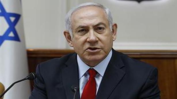 Israeli PM Benjamin Netanyahu expected in Delhi in September