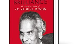 The age of V.K. Krishna Menon