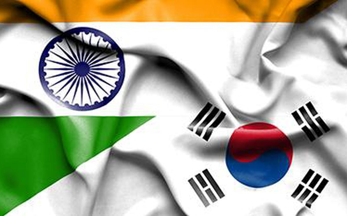Deepening India South Korea Ties The Hindu