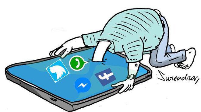 technology cartoon ile ilgili görsel sonucu
