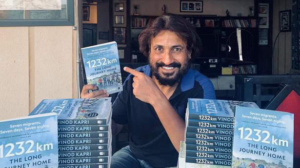 Vinod Kapri on India's Migrant Crisis | The Hindu On Books Podcast - The  Hindu