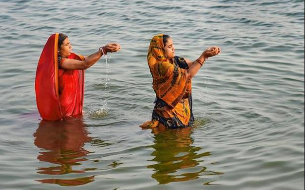 Coronavirus   Activists search testing of Ganga water for COVID-19 therapy