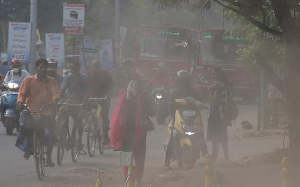 Winter pollution shows rise in most Indian cities, says CSE