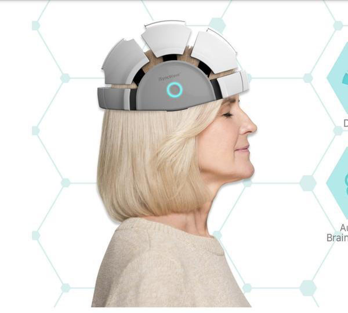 Helmets to predict Alzheimer's, a stress-canceller, an app to track seizures : Health tech at CES 2021