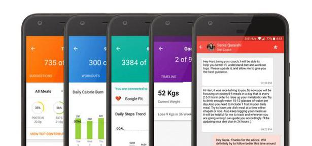 Health and appiness: Are desi fitness apps better for us