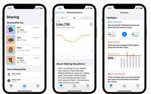 All you need to know about Apple's Health Sharing feature