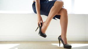 High heels will die, like corsets did