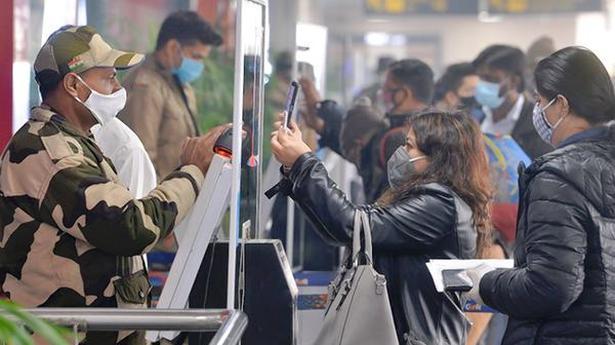 The Hindu Explains | Why did India tweak air travel rules as new SARS-CoV-2 strains emerge? - The Hindu