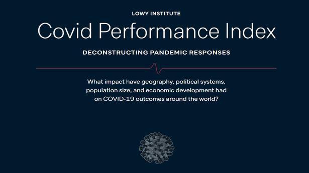 New Zealand, Vietnam top COVID-19 performance index, India at 86 - The Hindu