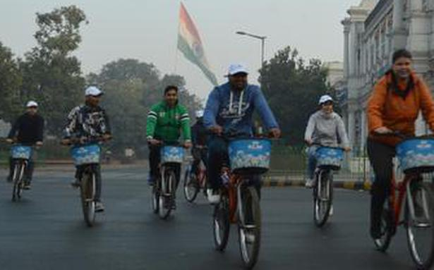 India's big bicycle boom