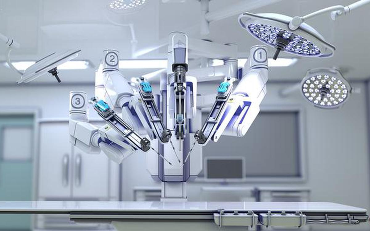 Medical Robots are the Future of Surgery