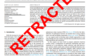 Journal Retracts 16 Year Old Paper >> 17 Of 331 Retracted Papers In Chemistry Materials Science