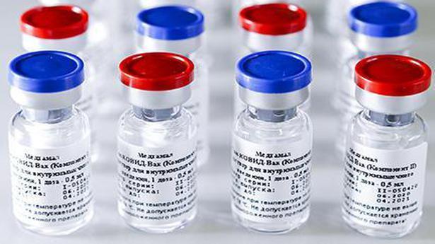 Russia agrees to produce coronavirus vaccine Sputnik V in India