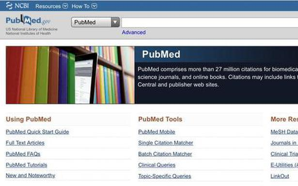 More predatory journals get indexed in pubmed the hindu ccuart Images