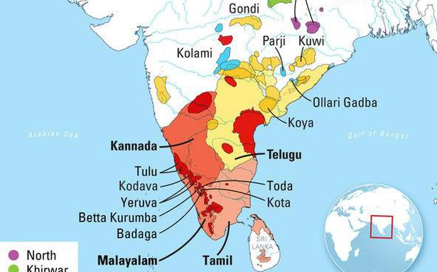 Dravidian language family is 4500 years old study the hindu gumiabroncs Images