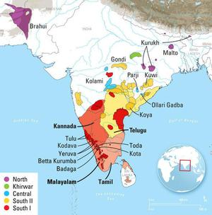 Dravidian language family is 4500 years old study the hindu researchers said that it is likely that the dravidian languages were much more widespread to the gumiabroncs Choice Image