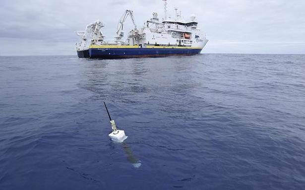 Oceans are heating up at a quickening pace, say scientists