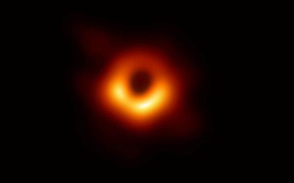 Black hole snapped: How the picture of one of the universe's