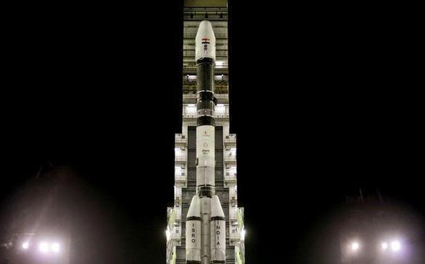 ISRO successfully launches GSAT-7A