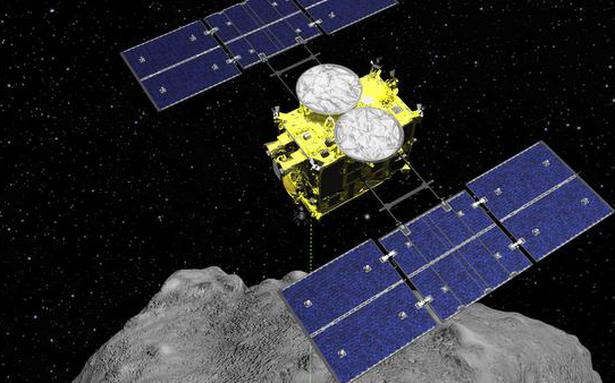 Best from science journals: How did asteroid Ryugu lose its water - The Hindu