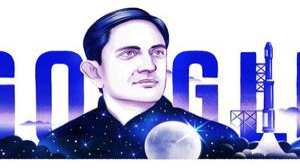 Google Doodle celebrates Vikram Sarabhai's 100th birth anniversary