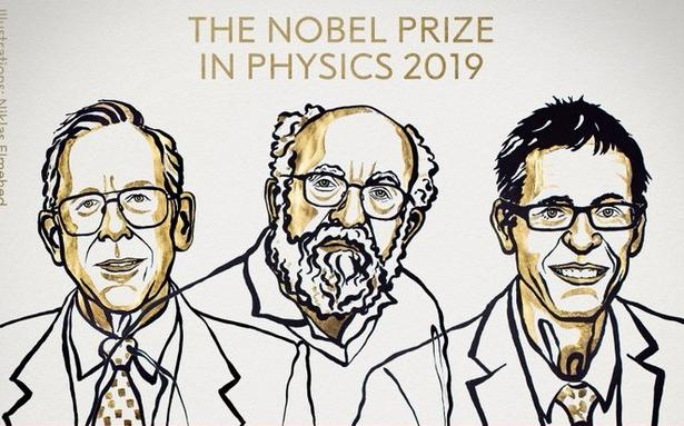 James Peebles, Michel Mayor and Didier Queloz get Nobel Prize for Physics