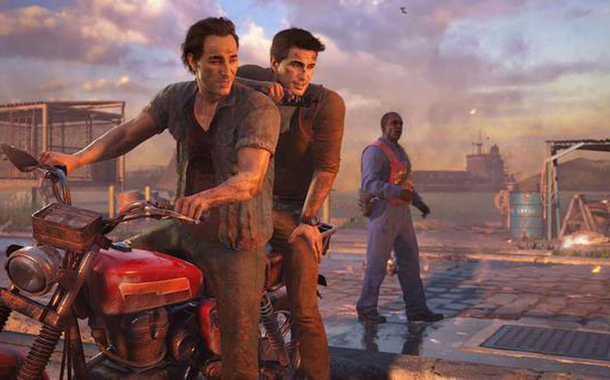 Sony Playstation Make Uncharted S Nathan Drake Collection Free As Part Of Play At Home Initiative The Hindu