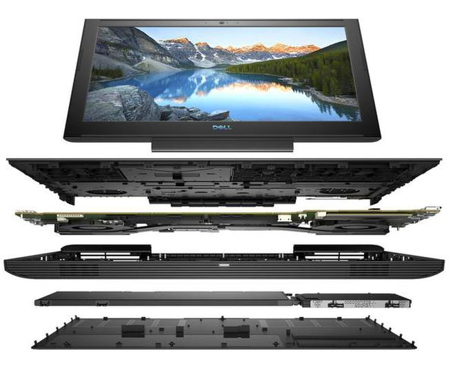 Dell G7 7588 laptop: Stealth attack - The Hindu
