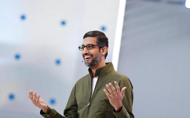 Free cross-border data flow to help startups, global companies to contribute to India's economy: Google CEO