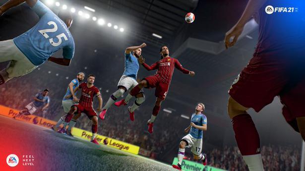 EA's FIFA 21 makes soccer stars look more real