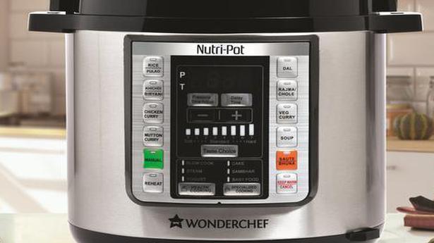 Wonderchef Nutri-Pot: High-pressure job