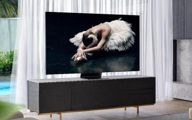 Samsung's new QLED 8K TV features the 'Infinity Screen'; prices start at ₹5 lakh