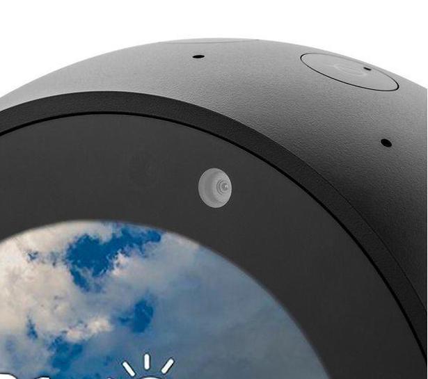 'Amazon Echo Spot' review: A portal on your desk